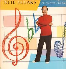 Neil Sedaka(Vinyl LP Gatefold)All You Need Is The Music-Elektra-6E 161-Ex/VG+