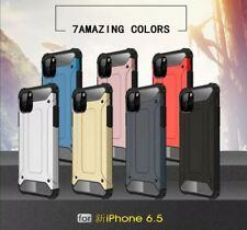 For iphone XR XS Max 8 7Plus 6 5c SE Hybrid Armor Shockproof Rugged Bumper Case