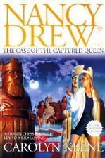 Case of the Captured Queen (Nancy Drew)-ExLibrary
