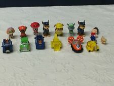 Paw Patrol  Small / Mini Figures And Vehicles Cake Toppers