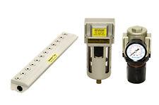 "Streamtek 54"" Aluminum Advanced Air Knife Delux Kit Filter Pressure Regulator"