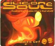 SILICONE SOUL Right On! (2001, feat. Louise Clare Marshall) [Maxi-CD]