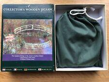 "Wentworth Wooden Jigsaw Puzzle - ""Japanese Bridge"" - 250 Pcs - 1 piece restored"