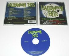 Halloween Hits (18 original spooky chart sounds) CD MINT