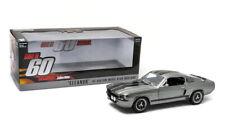 Greenlight 86411 1967 Shelby GT500 Eleanor / Case Gone in 60 Sixty Seconds 1:43