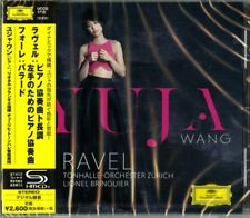 YUJA WANG-RAVEL: PIANO CONCERTO. CONCERTO FOR THE LEFT HAND...-JAPAN SHM-CD F83