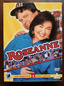 Roseanne Season 1 DVD Box Set Barr TV Comedy Series Anchor Bay