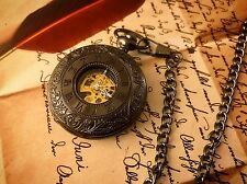 Personalized Pocket Watch/Engraved Mens Gift/Father's Gift/Gift for Him