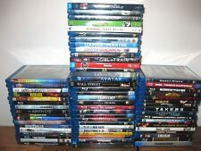Lot of [65] Blu-ray movies: [14] New &  51 Used; Action; Adventure,Comedy READ!!