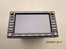 06-09 HONDA CIVIC DASH NAVIGATION GPS UNIT CD DISC PLAYER XM RADIO AM FM DISPLAY