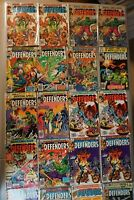 The Defenders 80-151 Marvel run set lot of 78 Comics More in Store
