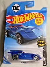 Batmobile 2019 Hot Wheels #17 Hw Batman Series 2/5  DC Comics