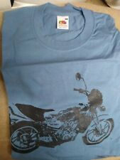 Yamaha RD350LC / RD250LC / RD LC T-Shirt - Red or Blue