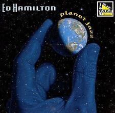 ED HAMILTON - Planet Jazz (CD 1996)