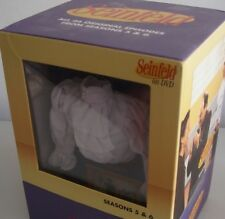 Seinfeld - Limited Edition Season 5 And 6 / Sealed In Box With Puffy Shirt!