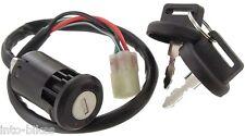 Ignition Key Switch FOR HONDA Quad TRX450ER TRX 450 ER Sportrax 2007 -2012 ATV