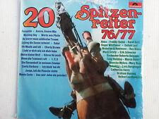 20 Spitzenreiter 76/77