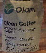 5 lbs Green Coffee Beans Guatemala Poaquil  Chimaltenango Honey Process Arabica