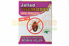 Jallad Tremores Bed Bug Killer - Pest Control (Pack of Three - 15 gms)