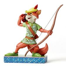DISNEY TRADITIONS Skulptur - Robin Hood  - Enesco Jim Shore Figur 4050416