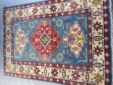 HANDMADE PERSIAN KAZAK RUG # 381