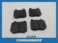 Pills Rear Brake Pads Pad For ALFA ROMEO 164 Audi 100