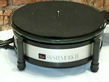 Systemdek II Record Vinyl Deck Player Turntable (With Mission Tonearm Fixing)