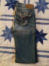 Silver jeans Tuesday size 27x35