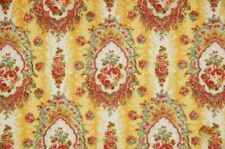 Quilt Gate Cottage Shabby Chic Mary Rose Jessica Rose Cameos Yellow-Gold BTY