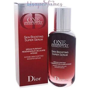 Christian Dior One Essential Skin Purifying Boosting Super Serum 2.5oz / 75ml