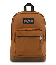 Jansport Backpack Right Pack Brown Canyon 31L Luggage Skate School Travel Bag
