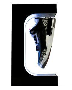 New Levitating Shoe Display - KISE STUDIO. Ships From USA. New Version [BLACK]