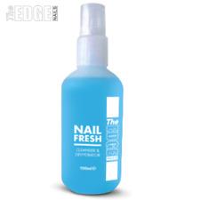 THE Edge Nails Nail Fresh 100ml Dehydrating & Cleanser Spray Stops nails Lifting