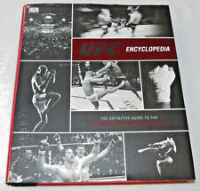 UFC Encyclopedia by BradyGames Staff (2011, Hardcover) book Ultimate Fighting Ch