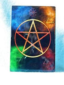 Pentagram Box/Tarot/Trinket/Altar Box/Pagan/Wicca/Witchcraft/Magick/Witch