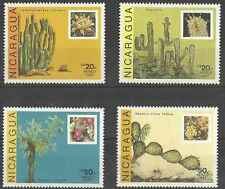 Timbres Flore Nicaragua PA1220/3 ** lot 5628