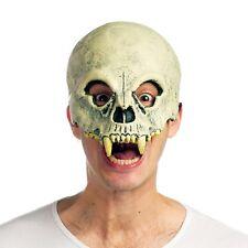 Skull Mask Wasteland Mad Max Apocalypse War Boy Costume Scary Fossil Skeleton