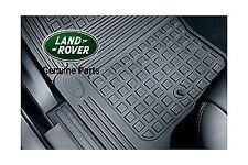 Genuine LandRover Discovery 4  Rubber Mats Full Set