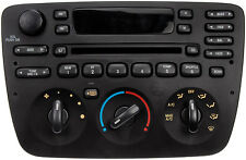 Taurus Sable factory original CD radio. Manual climate controls. OEM 2004-2007