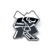 London Paralympic Games 2012 Pin Badge Limited Edition Rare Original LOCOG Pin