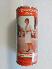 Vintage Tennents Ann Sweet Stout Sexy Shopping Sauchiehall 440 ml Steel Beer Can
