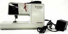 1982 Vintage Singer Tiny Tailor Model M100A Sewing Mending Machine with Adapter