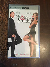 Mr. & Mrs. Smith UMD Video For PSP Rated PG-13