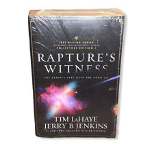 RAPTURE'S WITNESS - LAHAYE, TIM F./ JENKINS, JERRY B. - NEW PAPERBACK BOOK