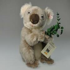 Steiff Rare Collectible Koala Bear Soft Plush Limited Edition  New Mohair Teddy