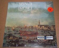 Pina Carmirelli/I Musici VIVALDI Sinfonie e Concerti - Philips 9500 961 SEALED