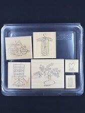 Stampin' Up! A Slice Of Life Hostess Stamp Set
