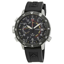 Citizen Promaster Altichron Black Dial Mens Sports Watch BN5058-07E