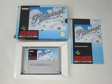 Pilot Wings - Nintendo SNES (PAL) Game Boxed