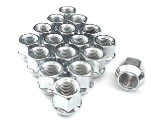 24 OPEN END ACORN LUG NUTS 12x1.25mm - FIT 12x1.25 mm GEO SUZUKI INFINITI NISSAN